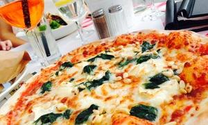 Allegretto a Tavola: Pizza á la carte für 2 oder 4 Personen im Allegretto a Tavola (bis zu 55% sparen*)