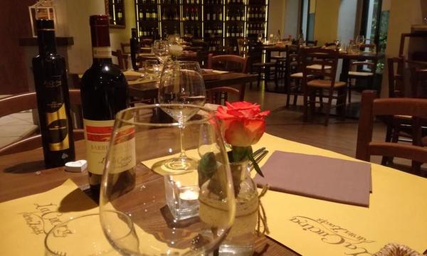 Cena Gourmet Con Vino Per 2 O 4 Persone Alla Cucina Di Via Zucchi Sconto Fino A 54