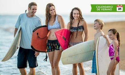 ¡Descárgate gratis el calendario de actividades de verano de Groupon!