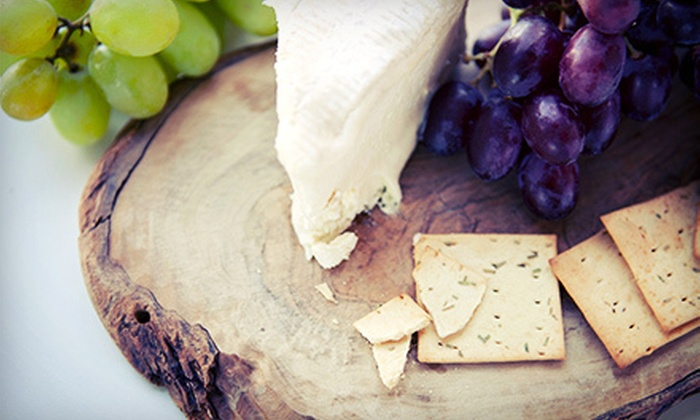 The Cheese Cave - Red Bank: 90-Minute BYOB Cheese-Tasting Class for Two or Four at The Cheese Cave (Up to 51% Off)