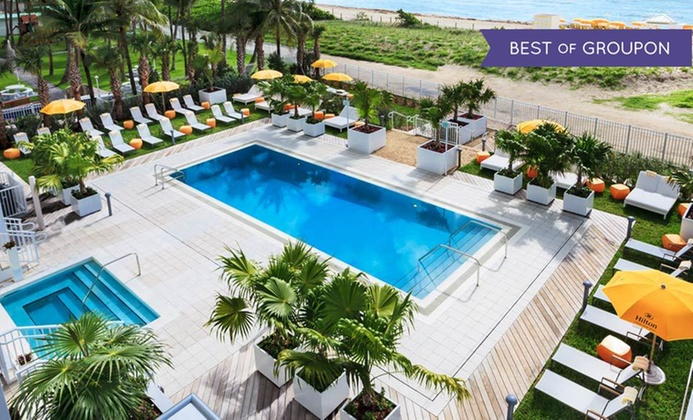 4-Star Oceanfront Hotel in Miami Beach