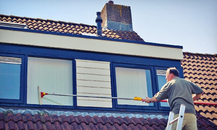 Sparkle Window Cleaning - Pensacola / Emerald Coast: Exterior or Interior Cleaning for 10 or 20 Windows from Sparkle Window Cleaning (Up to 80% Off)