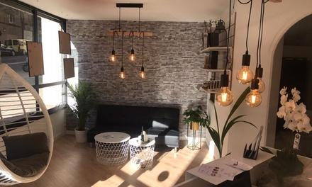 Extensión de pestañas con opción a diseño de cejas en House of Beauty