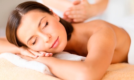 Até 12 sessões de massagem relaxante, drenagem linfática ou massagem modeladora na Ge Zen – Tijuca