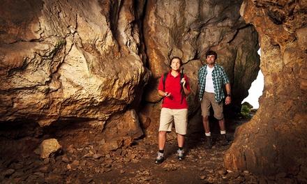 Visite Guidée du Site Historique des Grottes de St Christophe pour 2 ou 4 personnes dès 8,50 €