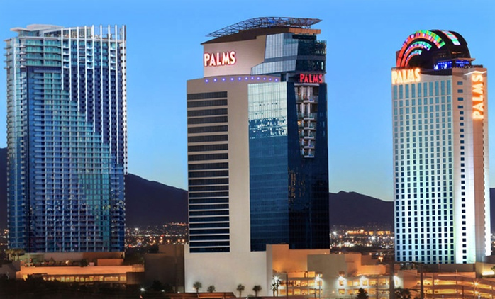 Stay at 4-Star Palms Casino Resort in Las Vegas, with Dates into June