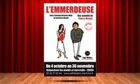 """2 places et 2 cocktails pour """"LEmmerdeuse"""" aux Chartrons à 32 €"""