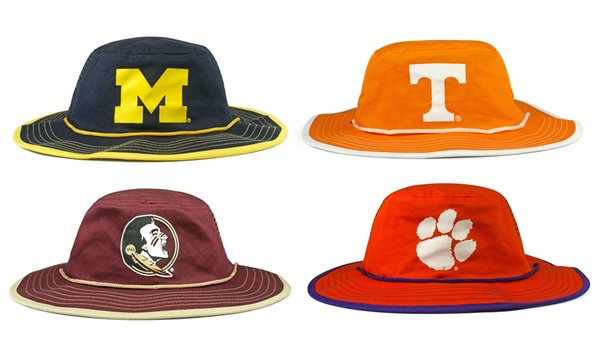04f2bc314f9fc Cowbucker NCAA Boonie Hat