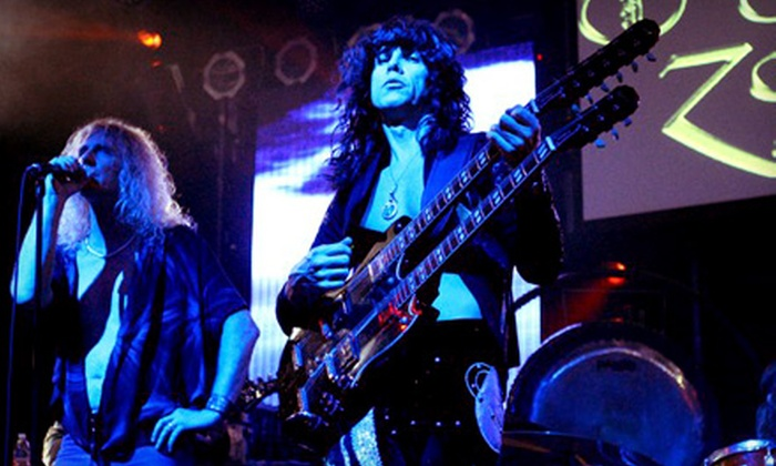 Zoso - The Ultimate Led Zeppelin Experience - House of Blues New Orleans: Zoso – The Ultimate Led Zeppelin Experience at House of Blues New Orleans on June 13 at 9 p.m. (Up to $19 Value)