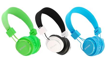Cuffie stereo con microfono Perth Xtreme disponibili in vari colori e5c2b0bdb130
