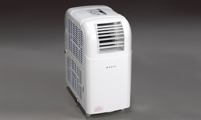 12 000 Btu Portable Ac Unit Groupon Goods