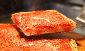 Brooklyn Square Pizza: Two Frozen Pizzas or Two Brooklyn Squares at Brooklyn Square Pizza (Up to 39% Off)