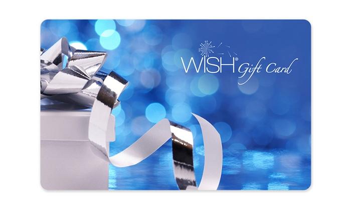 Woolworths WISH eGift Card | Groupon