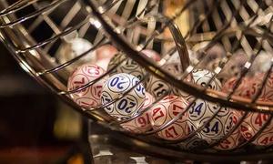 Bingos Royal: Bingo para 2 o 4 con cava, menú gourmet, copa, cartón de bingo y parking desde 16,95 € en Bingos Royal, 3 locales