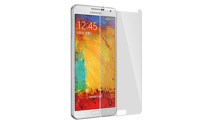 D Luxe Tempered Glass Screen Protector