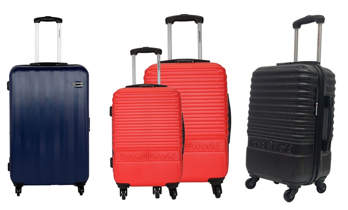 1 o 2 maletas trolley en diferentes medidas desde 24,99 €