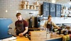 Two Brothers Coffee - Manchester: Coffee and Cake for One, Two or Four at Two Brothers Coffee (Up to 55% Off)