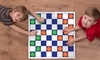 Giant Draughts Game Set