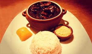 Boteco Brasil : Plat et dessert au choix parmi la sélection pour 2 pers. à 29,90 € au restaurant Boteco Brasil