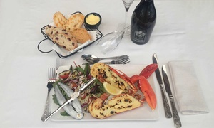 The Black Bull Mansfield: Whole Lobster with Sides and Prosecco for Two or Four at The Black Bull Mansfield