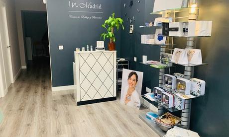 Limpieza Facial completa en 9 pasos con opción a masaje kobido en In Madrid Centro de Belleza