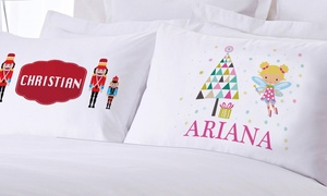 Custom Kids Pillowcases at Monogram Online, plus 6.0% Cash Back from Ebates.