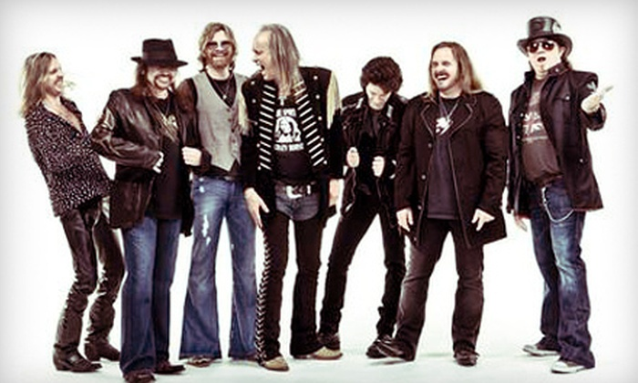 Loopfest featuring Lynyrd Skynyrd, Paul Rodgers, and Loverboy - Bedford Park: One G-Pass to See Lynyrd Skynyrd at Toyota Park in Bridgeview on July 13 (Up to 58% Off). Three Options Available.