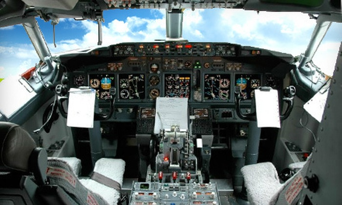 SiMatrix - Dunedin: $120 for a Two-Hour Flight-Simulation Experience at SiMatrix ($240 Value)