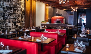 Corneli Ristorante: 3-Course Meal for Two with Wine as an Option at Corneli Ristorante (Up to 52% Off)