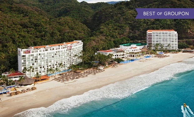 TripAlertz wants you to check out ✈ All-Inclusive Hyatt Ziva Puerto Vallarta Stay with Airfare. Price per Person Based on Double Occupancy. ✈ All-Inclusive Hyatt Ziva Puerto Vallarta w/ Air from Travel by Jen - All-Inclusive Mexico Vacation