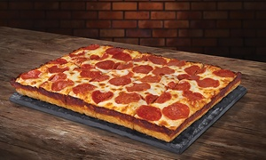 Jet's Pizza : $11 for $20 Worth of Pizzeria Food and Drinks at Jet's Pizza