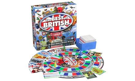 Best of Britishbordspel van Drumond Park