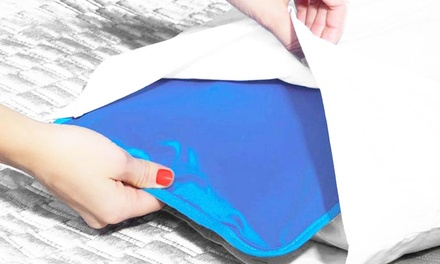 One, Two or Four Cool Gel Pillow Pads