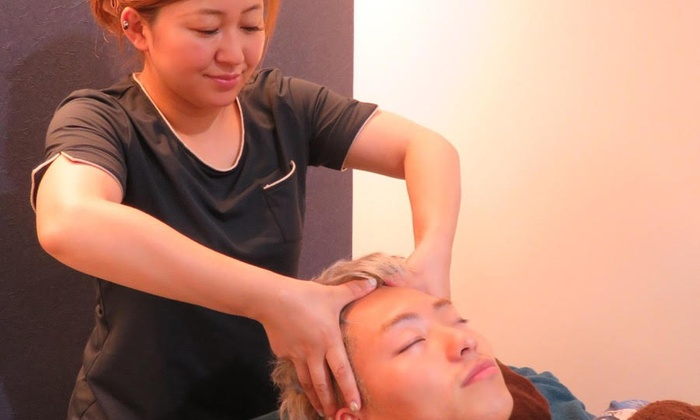 JBA beauty salon - JBA beauty salon: キャナルシティ博多1F。医療法人監修ビューティサロン≪選べるアロママッサージ30分(ヘッドorフット)/1回分 or 3回分≫ @JBA beauty salon