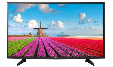 "Televisor LG LED de 43"" 4K Smart TV (envío gratuito)"