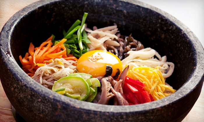 Axian Food Factory - Dupont Circle: Event Catering or Three $20 Vouchers for Asian Cuisine from Axian Food Factory (Half Off)