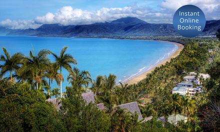 Great Barrier Reef, Port Douglas: 7Night Tropical Queensland Escape for Two or Four with Wine at Reef Club Port Douglas