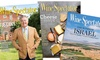 1-Year, 15-Issue Subscription to Wine Spectator Magazine