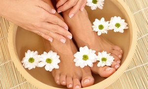 Christie Pea Nail Spa & Beautique: $20 for The Dutchess Mani-Pedi at Christie Pea Nail Spa & Beautique ($40 Value)