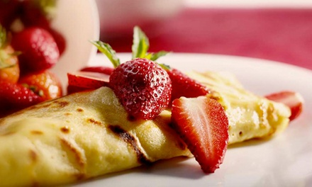 Sunday Brunch Buffet with Mimosa or Champagne for Two, Four, or Six at Windows on the Lake (Up to 55% Off)