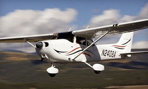 Placerville Aviation: $143 for a Discovery Flight Package at Placerville Aviation ($227 Value)