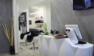 Tecnica & Stile: Fino a 5 sedute di colore Inoa Kerastase e hair styling da Tecnica & Stile (sconto fino a 63%)