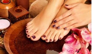 (#BonPlanAvignon) Beauté des mains et/ou des pieds -50% réduction
