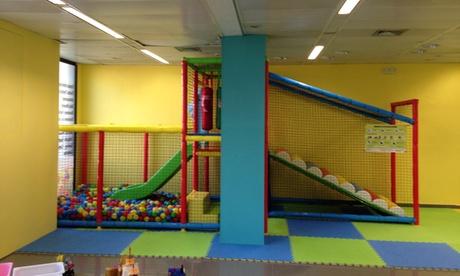Entrada para niño a sala de fiestas y eventos durante 2 horas con merienda desde 5,95 € en 2 salas La Serpentina