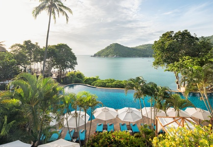 Koh Pha-Ngan, Thailand: 3- to 7-Night Stay Tropical Escape with Breakfast and Thai Massage at Panviman Resort
