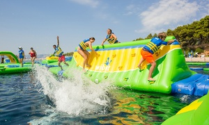 Aquazilla: 1-Hour Admission to Aquazilla for One, Two or Four People (Up to 38% Off), 2 Locations