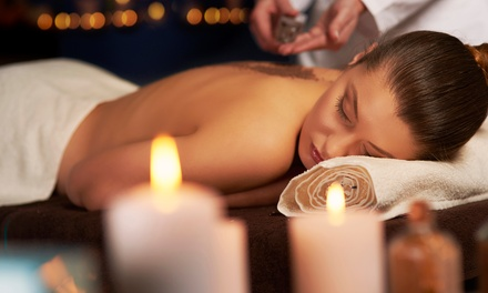 One-Hour Full-Body Massage for One or Two at Suprina Salon and Spa (Up to 58% Off)