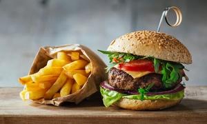 De Burgerwacht: Menu en 3 services avec burger ou ribs dès 17,99€ chez De Burgerwacht