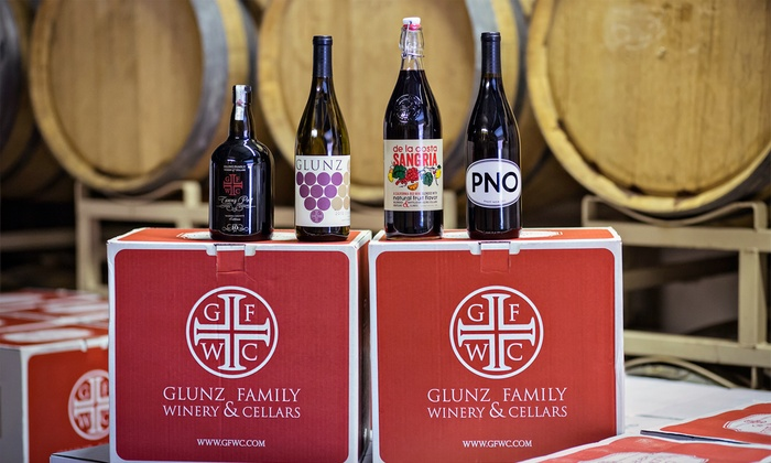 Glunz Family Winery & Cellars - Glunz Family Winery: Fine Wine at Glunz Family Winery & Cellars (Up to 50% Off). Two Options Available.