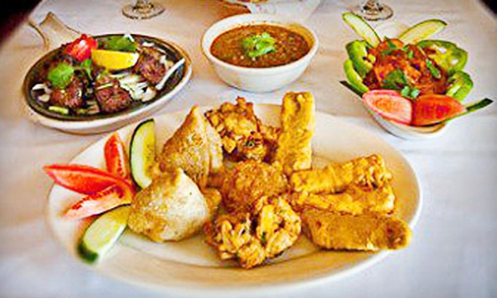 Bukhara Indian Bistro - Plymouth - Wayzata: $15 for $30 Worth of Indian Cuisine and Drinks for Dinner at Bukhara Indian Bistro